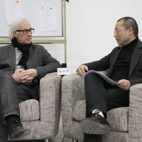 A Link between Europe and China Concerning Printmaking: Dialogues between Chen Qi and John Mackechnie