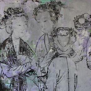 Poetic Textures: Ma Nan Solo Exhibition to be Exhibited at Elisabeth de Brabant Art Center, Shanghai