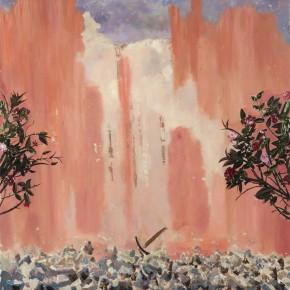 11. Li Dafang, Pickaxe, 2012; oil on canvas, 180 x 140 cm