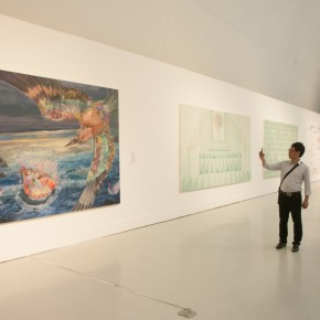 27 Exhibition View of The First CAFAM• Future Exhibition--Sub-Phenomena Report on the State of Chinese Young Art