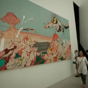 28 Exhibition View of The First CAFAM• Future Exhibition--Sub-Phenomena Report on the State of Chinese Young Art