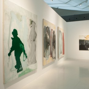32 Exhibition View of The First CAFAM• Future Exhibition--Sub-Phenomena Report on the State of Chinese Young Art