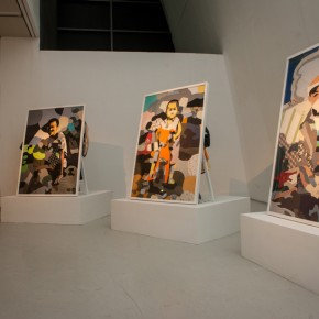 34 Exhibition View of The First CAFAM• Future Exhibition--Sub-Phenomena Report on the State of Chinese Young Art