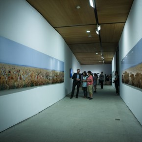 38 Exhibition View of The First CAFAM• Future Exhibition--Sub-Phenomena Report on the State of Chinese Young Art