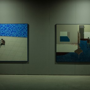 42 Exhibition View of The First CAFAM• Future Exhibition--Sub-Phenomena Report on the State of Chinese Young Art
