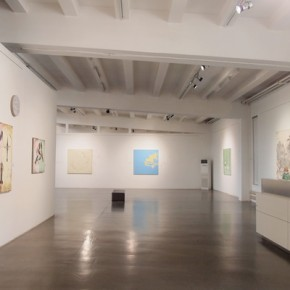 Exhibition View of Finishing Touch- Five Contemporary Young Artists Exhibition 02