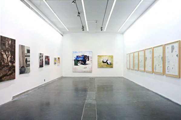 Exhibition View of 'Curated by Wang Xingwei Specificity' 02