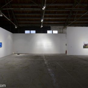 Installation View 01 of A Lecture upon the Shadow