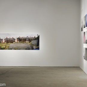 Installation View 02 of A Lecture upon the Shadow