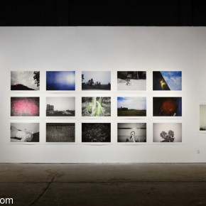 Installation View 03 of A Lecture upon the Shadow