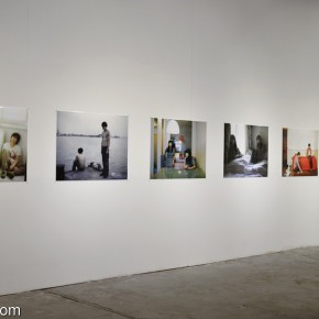 Installation View 06 of A Lecture upon the Shadow