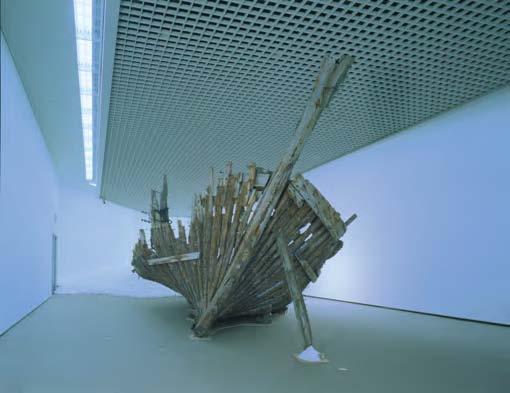 Kaikou—The Keel (Returning Light—The Dragon Bone), 1994.