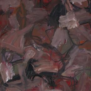 Li Di-Beginning of Autumn, 2011; oil on canvas, 150x115cm