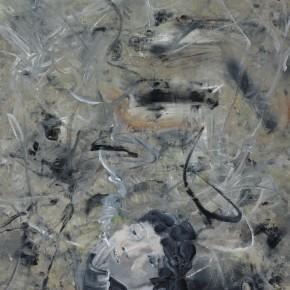 Li Di-Flying Grass, 2011; acrylic on canvas, 150x115cm