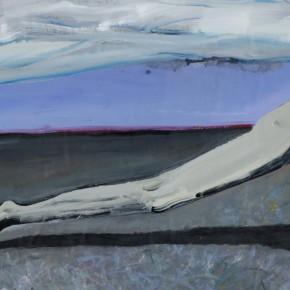 Li Di-Kuang Biao(detail 01), 2011; acrylic on canvas, 150x230cm