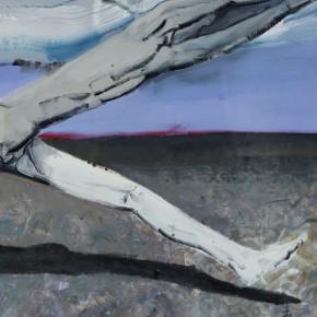 Li Di-Kuang Biao(detail 02), 2011; acrylic on canvas, 150x230cm