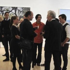 Zheng Jizhong, Group Stand, 19/11/2010; San Francisco MOMA, U.S.A.