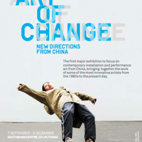 00 Poster of Art of Change: New Directions from China