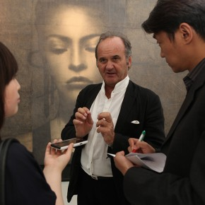 04 The Male, The Female, The Sacred Omar Galliani in Dialogue with the Drawing Tradition