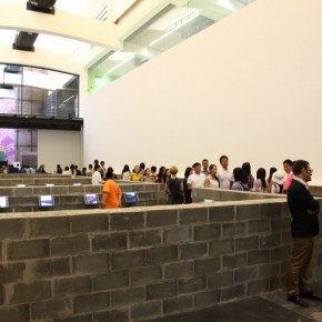 05 Exhibition View of KAN XUAN: MILLET MOUNDS; Photo by artspy.cn