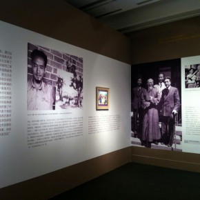 10 Exhibition View of Michael Sullivan and Twentieth-Century Chinese Art |The Road of Chinese Fine Arts