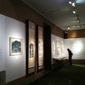 12 Exhibition View of Michael Sullivan and Twentieth-Century Chinese Art |The Road of Chinese Fine Arts