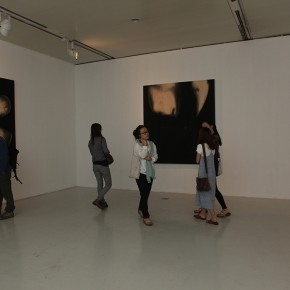 14 Exhibition View of The Male, The Female, The Sacred Omar Galliani in Dialogue with the Drawing Tradition
