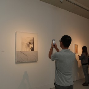 16 Exhibition View of The Male, The Female, The Sacred Omar Galliani in Dialogue with the Drawing Tradition