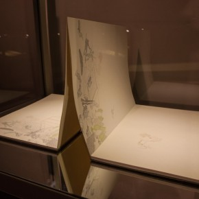 "82 Exhibition View of ""Diamond Leaves: Brilliant Artist Books from around the World"""