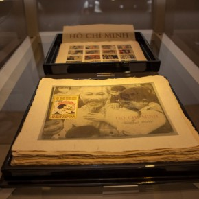"93 Exhibition View of ""Diamond Leaves: Brilliant Artist Books from around the World"""