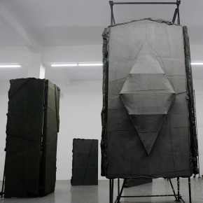 Exhibition View 06 of Liu Wei Solo Show at Long March Space