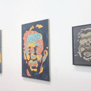 Wu Zhi - 1985-2008 Geng Jianyi Solo Exhibition 20
