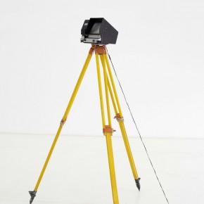 Yang Jian Controller L, 2010; 8mm Film Reader, Light, Plastic, Motor, 25x20x23cm