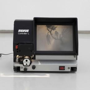 Yang Jian, Controller L, 2010; 8mm Film Reader, Light, Plastic, Motor, 25x20x23cm 03