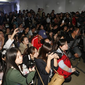 05 The Press Conference of Future Pass World Exhibition-Today Beijing Station