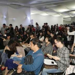 06 The Press Conference of Future Pass World Exhibition-Today Beijing Station