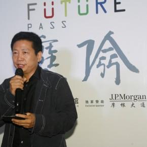 07 Zhang Zikang spoke at the opening ceremony.