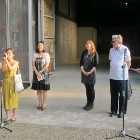 09 Carol Yinghua Lu spoke at the opening ceremony of After History Alexandre Kojève as a Photographer 01