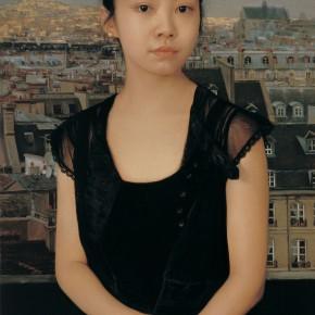 """09 Lu Hao,""""Return to Paris in Dream""""(2006)"""