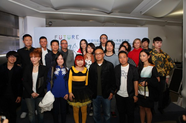 12 Group Photo of Honored Guests at the opening ceremony