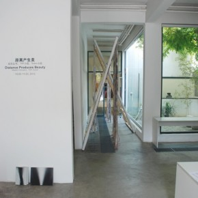 14 Exhibition View of Distance Produces Beauty, A Display Co-curated and Created by GUEST, TOF and MadeIn Company