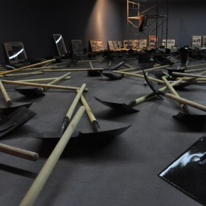 """27 Exhibition View of """"Thing-in-Itself: Utopia, Pop and Personal Theology"""""""