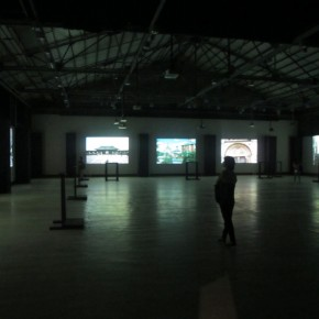 28 Exhibition View of Alexandre Kojève, the Photographer as the Sage