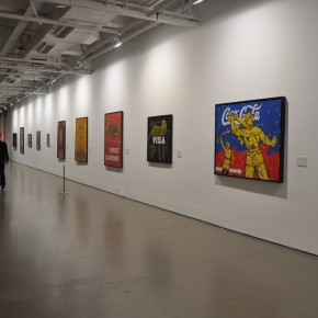 """31 Exhibition View of """"Thing-in-Itself: Utopia, Pop and Personal Theology"""""""