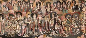 38 New Indra Brahma Chart (panaroma)