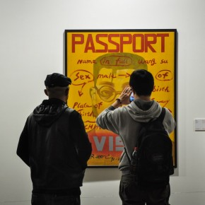 """38 Exhibition View of """"Thing-in-Itself: Utopia, Pop and Personal Theology"""""""