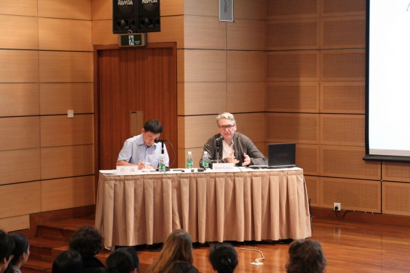 45 Boris Groys gave a lecture on Alexandre Kojève, the Photographer as the Sage