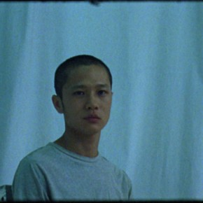 Chen Zhou/My Loving Artist/Yu Honglei/16mm film transferred to DVD/4:3, color, sound/4'20''/2012