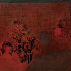 Contemplation· Dunhuang Impression - No.1 160x180cm