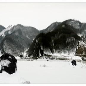 Cui Xiuwen's work, Existential Emptiness No.4, 2009